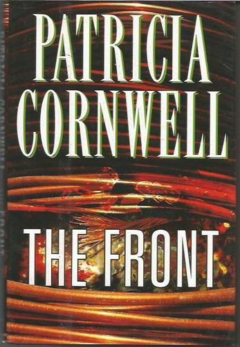 234 - literatura patricia cornwell - the front