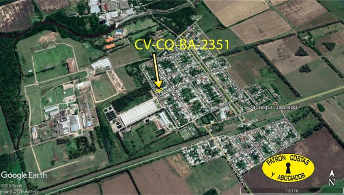 2351mb-jáuregui 210 m2 cub. sobre lote 850 m2