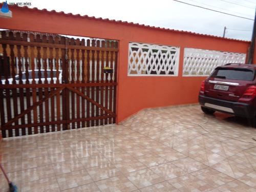 2354- casa lote inteiro lado praia! aceita financiamento ban