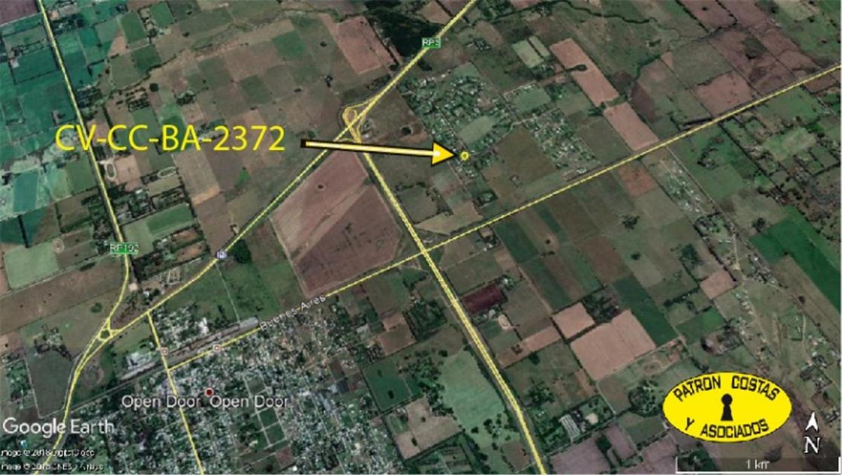 2372ma-santa catalina 160 m2 cub s/lote 2500 m2