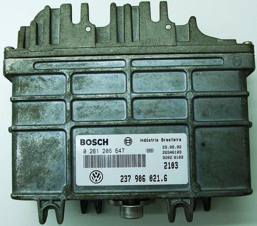 2379060216 - módulo de injeção vw kombi 1.6 8v gasolina