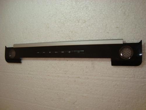 2388 - protetor do teclado toshiba satellite a205 - s4797