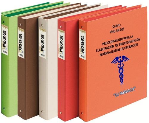 24+1 pno procedimientos normalizados de operación farmacias