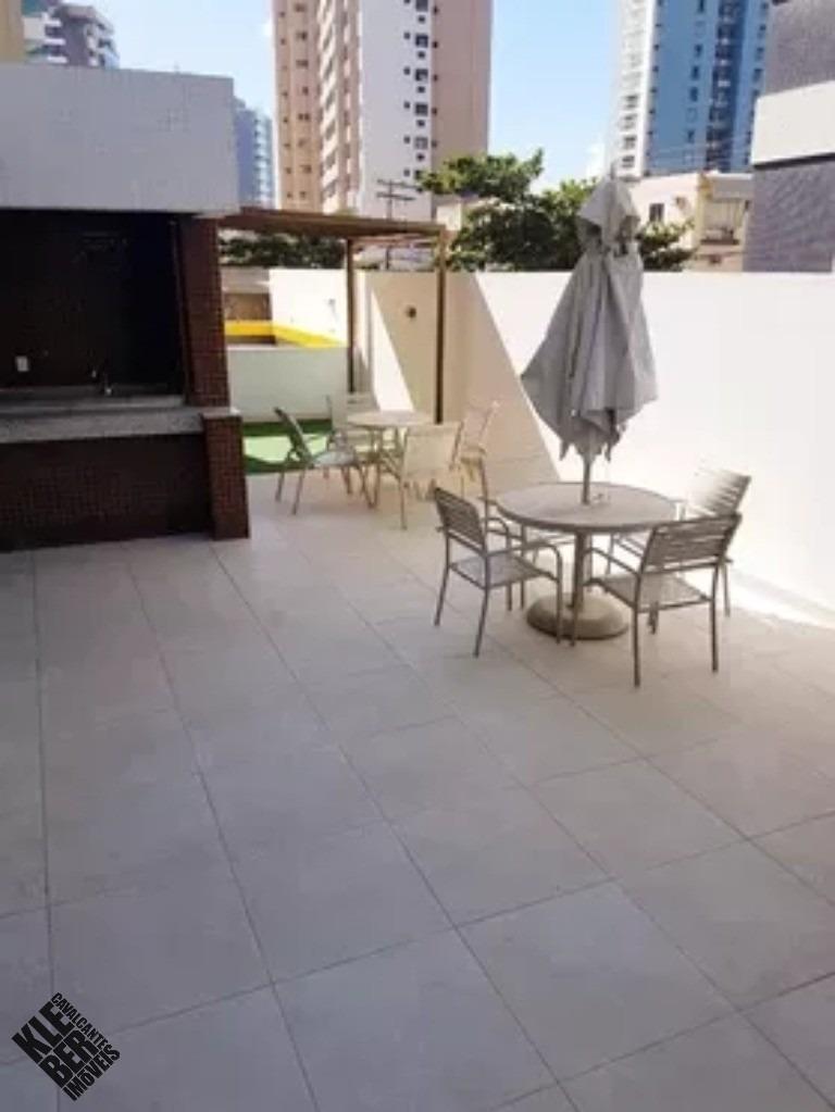 2/4 com suite, armários, piscina jardim armação www.klebercavalcante.net 71.3028-9999 / 99955-4321 - ap00591