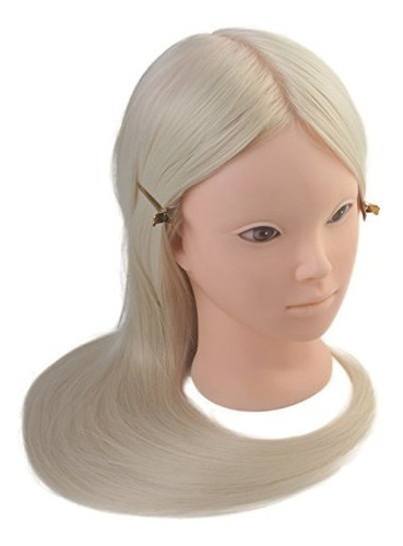 24 cosmetologia maquillaje pintura de la cara maniqui cabeza