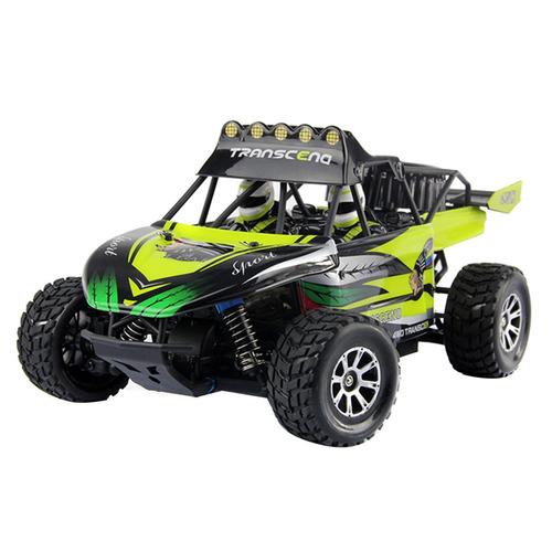 2,4 g 4wd rtr rc carro coche campo a través 50km/h juguetes