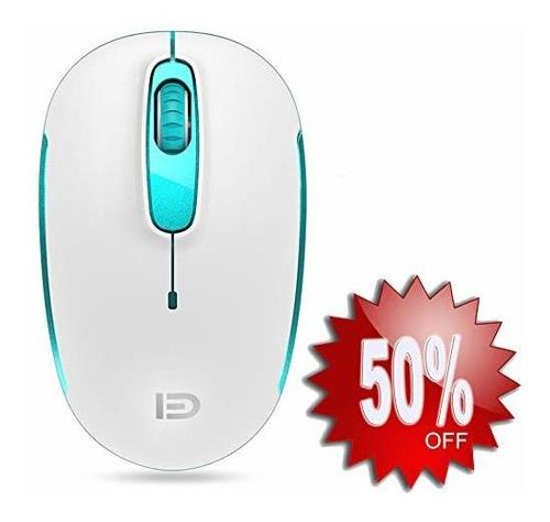 24 g mouse inalambrico  fd v5 mouse moda inalambrico sin luz