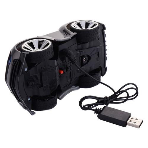 2.4 g voz mando coche elegante reloj control remoto rc