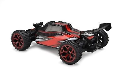 2,4 ghz 1:18 rc racing coche buggy shockwave radio