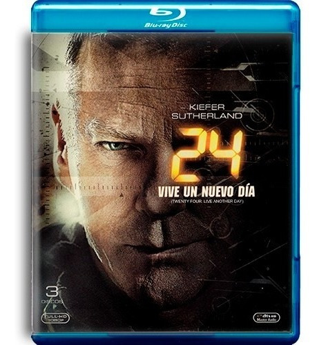 24 horas  another day temporada 9 nueve blu-ray
