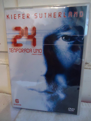 24 horas  paquete temporadas 1 2 3 4 5 6 7 dvd