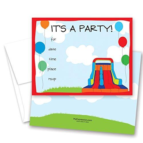 24 invitaciones para fiestas de cumpleaos para nios de bo