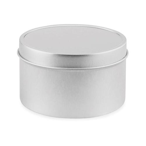 24 latas metal pastilleros recuerdo contenedor vela -(8oz)-