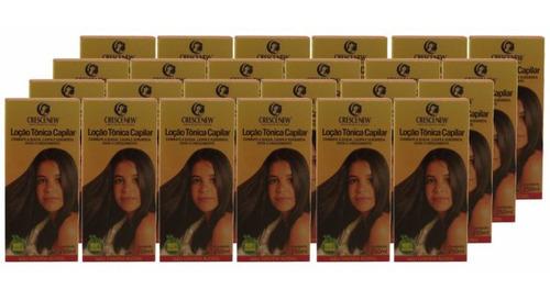 24 loção anti-queda - produto de cabelo - tônico crescenew