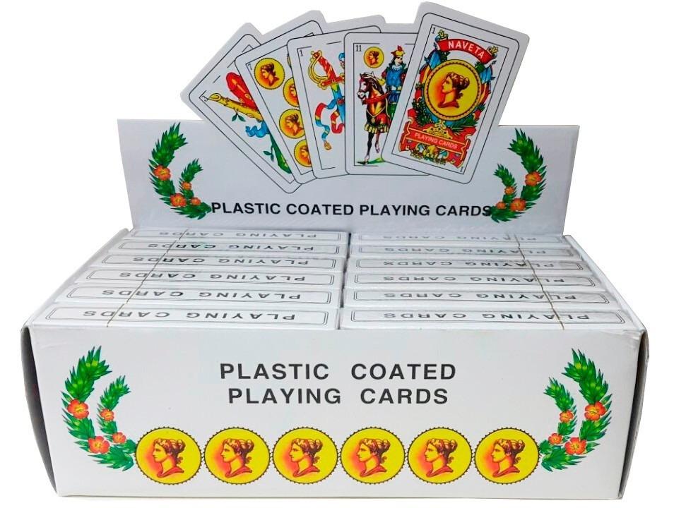24 mazos de 50 cartas españolas naipes envio gratis 1 099 00 en