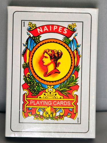 24 mazos de cartas/naipes españolas