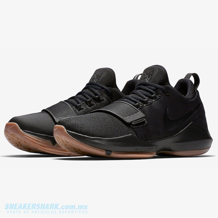 free shipping 8e856 34928 24 Mex - Nike Paul George 1 (pg1) Dark Night Envio Grtis