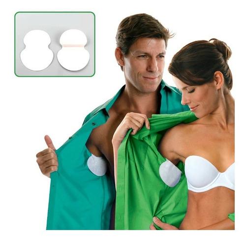 24 parches protectores para axilas poleras camisas blusas