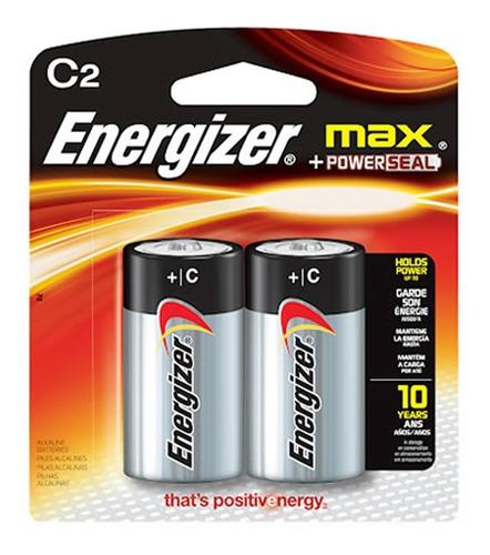 24 pilas c medianas energizer 1.5v alcalina - caja cerrada
