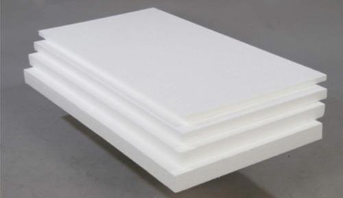 24 placas isopor térmico antichama 100x50cm x 2cm 20mm a2