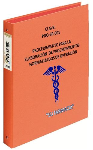 24 pno procedimientos normalizados de operación farmacias