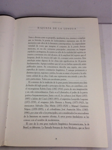 24 poetas latinoamericanos, selección de francisco serrano