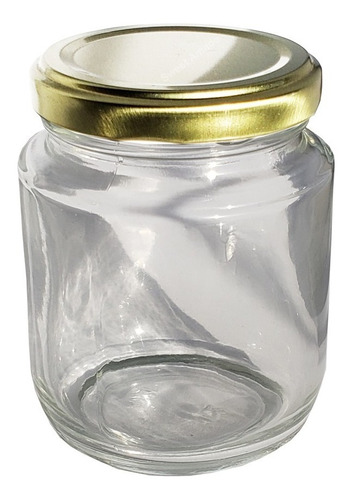 24 pote vidro belém tampa branca bolo papinha geléia 240ml
