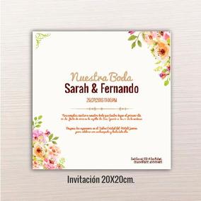Invitaciones Ochenteras Invitaciones Y Tarjetas Por 24