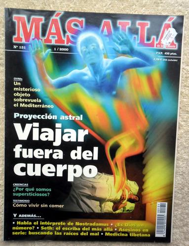 #24. revista más allá de la ciencia - n° 131 - enero de 2000