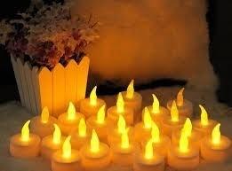 24 vela luz led boda compra calidad