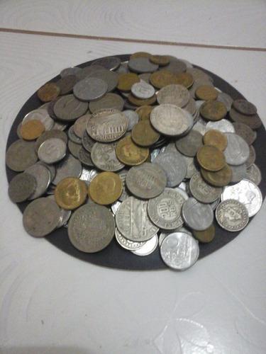 240 moedas nacionais(prata,bronze,alumínio,níquel,aço)