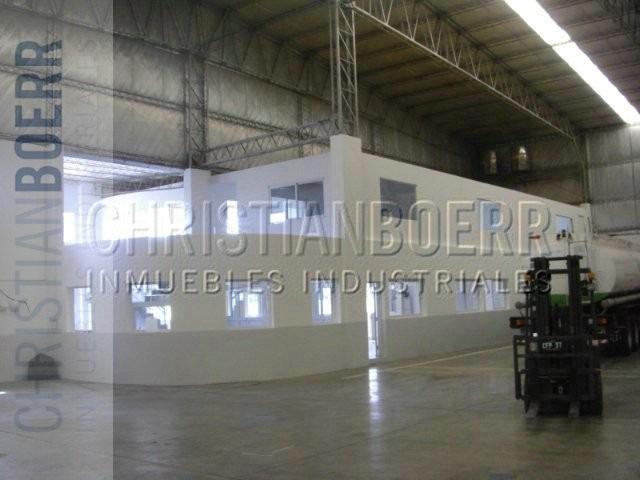 2.400 m² cub dentor del parque industrial de campana -