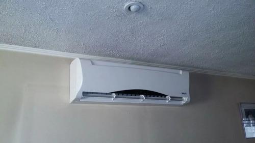 24.000btu/hr instalación de aires acondicionados nuevo