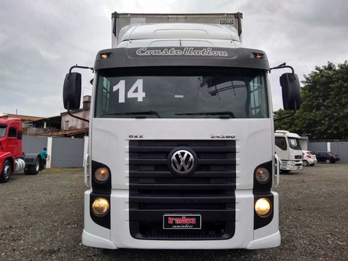 24280 com bau carroceria mb ford mercedez