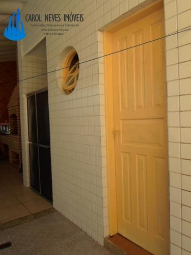 2434- super casa lote inteiro com piscina, saque seu fgts