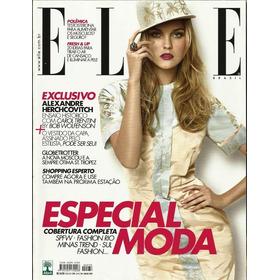 244 Revista 2011 Rvt- Moda Elle Brasil Coleção Verão Jul 278