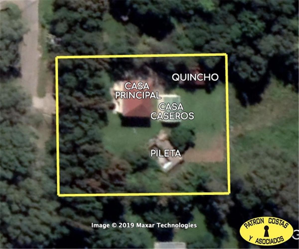 2453ro-casa en loma verde 300m2 sobre lote 4000m2