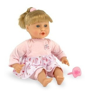 24882 natalie muñeca con accesorios 30 cm melissa & doug
