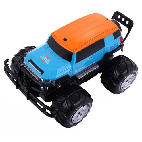 2.4g 8ch control remoto carro anfibio vehículo off-road rc