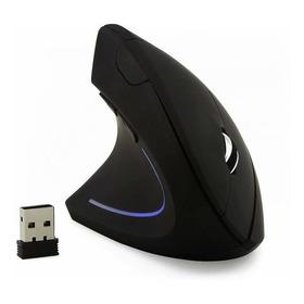 2.4g Inalámbrico Vertical Ergonómico Mouse Óptico Oficin