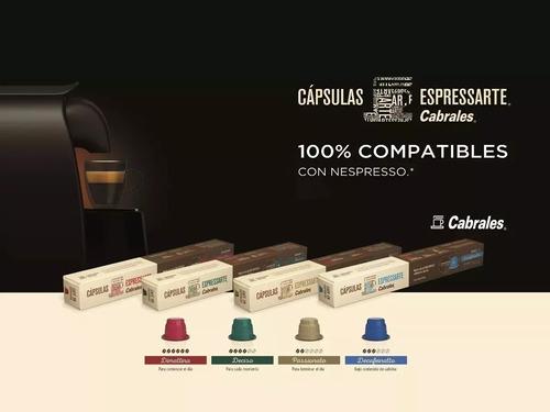 24x10 cafe espressarte costa rica cabrales nespresso capsula