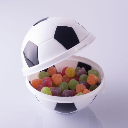 25 bolas de futebol - lembrancinha de festa infantil