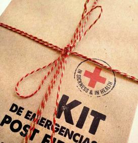 03e1831af Bolsitas De Papel Madera Para Kit De Resaca - Souvenirs para tu ...