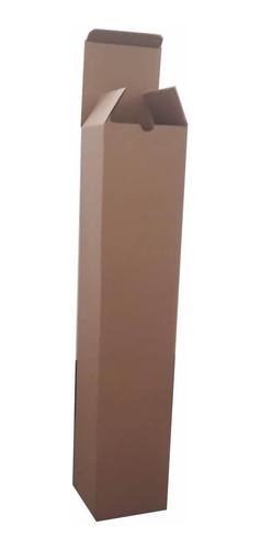 25 caixas tubo papelão 11x11x55 correios e mercado envios me