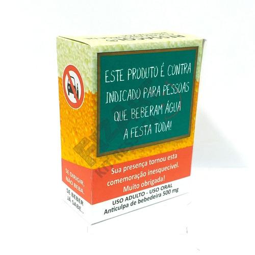 25 caixinhas kit ressaca lembrancinha aniversário boteco 3