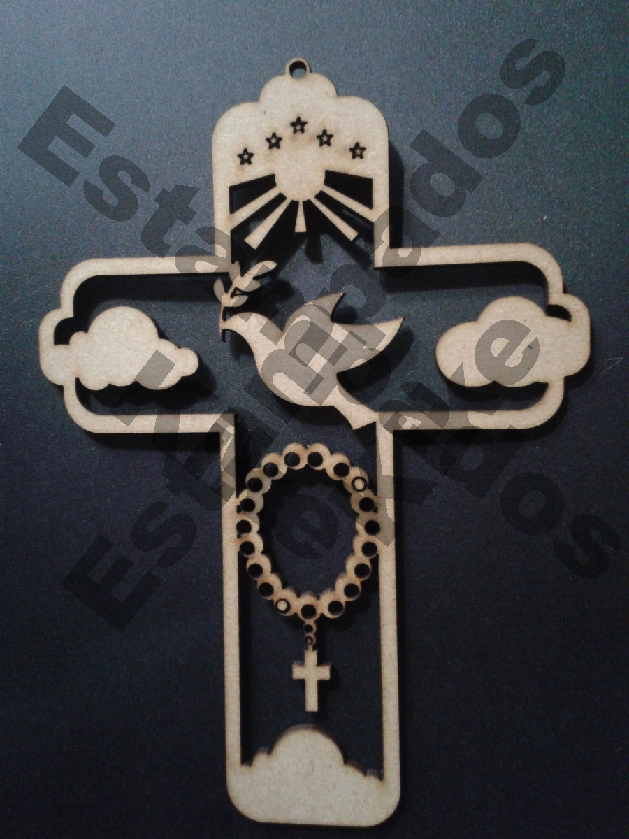25 Cruces Aniversario Luctuoso 15 Cm Recuerdo 55000 En Mercado