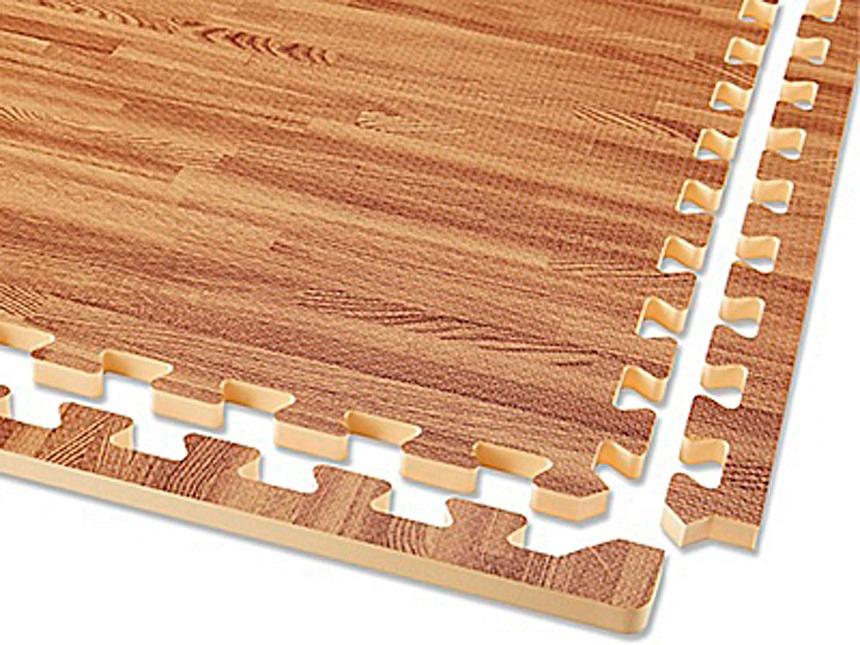 25 cuadros de piso foamy imitacion madera y 60x60 for Piso imitacion madera