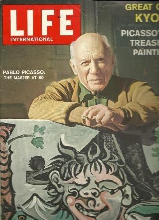 25 ejemplares revista life en ingles década del 60