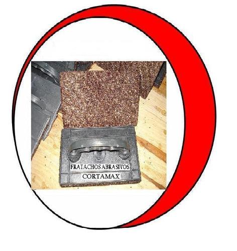 25 fratacho abrasivos cortamax grano fino