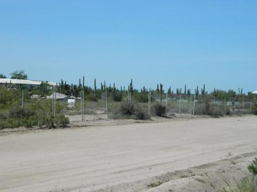 2.5 hectareas en venta, la paz b.c.s. el centenario